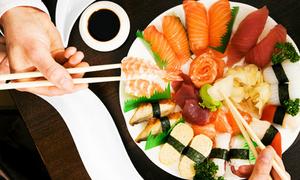 Tips: Ăn sushi thế nào mới đúng?