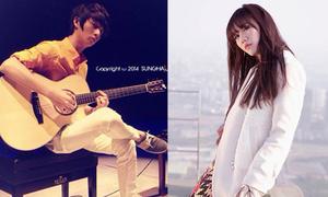 Thần đồng guitar Hàn đệm đàn cho hit của Văn Mai Hương
