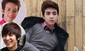 Hotboy dao kéo quyết gọt mặt đúng chuẩn Lee Min Ho