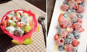 4 món hoa quả dầm chống ngấy ngày Tết