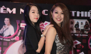 Hot girl Hà thành tự làm đêm nhạc từ thiện