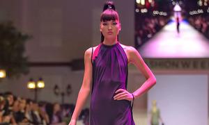 Chà Mi được chọn trình diễn tại Paris Fashion Week