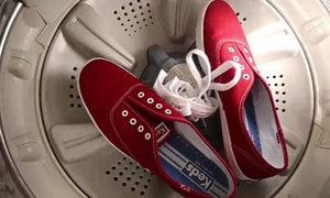 Tips: Giặt giày bằng máy giặt