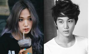 Fan phát sốt vì 'em gái thất lạc của Kai' (EXO)