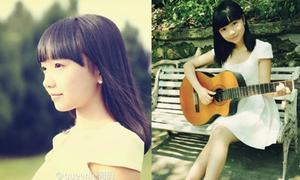 Hotgirl trẻ thơ có giọng hát thiên thần