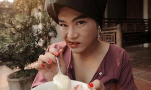 Kim Tan được đưa vào video hài của Minh Quân