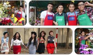 Top 9 Vietnam Idol nhắng nhít trong MV đầu xuân
