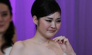 Tân Hoa hậu Quốc tế Nhật Bản bị chê xấu