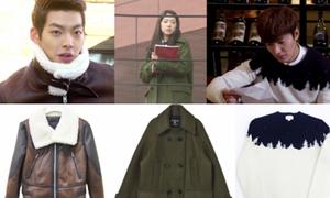 Sản phẩm ăn theo phim Hàn bán chạy nửa cuối 2013