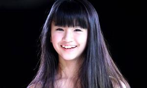 Thiếu nữ tóc dài xinh hút hồn gây bão xứ Trung