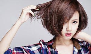 Cách chọn kiểu lông mày hoàn hảo với mái tóc