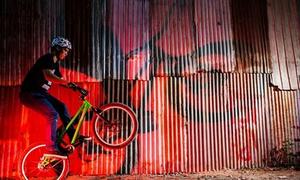 'Tín đồ' trial bike đầu tiên tại Việt Nam