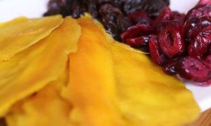Tips: Sấy khô hoa quả ngon lành lại đảm bảo