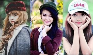 6 hot girl miền Trung mới nổi xinh đẹp, tài năng