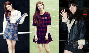 3 style hẹn hò như 'tình đầu quốc dân' Suzy