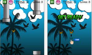 Flappy Bird ra đi, Flappy Birdie lên ngôi