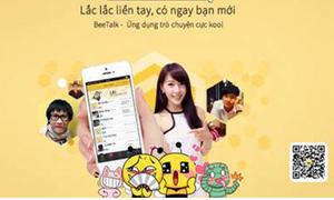Ra mắt ứng dụng trò chuyện BeeTalk tại Việt Nam