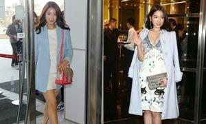 Chọn đồ hẹn hò cho nàng bé xinh như Park Shin Hye