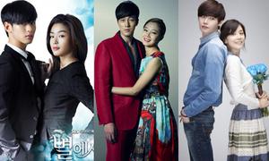 7 cặp tình nhân 'không bình thường' trong phim Hàn