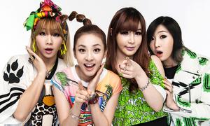 YGE đầu tư gần 10 tỷ vào sản phẩm âm nhạc mới của 2NE1