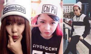 3 hot girl Việt cùng kết mũ beanie