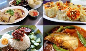 7 món ngon tuyệt phải thử khi đến phố cổ Malacca