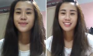 Video: Hot girl Ngọc Thảo dạy cách vẽ lông mày đẹp