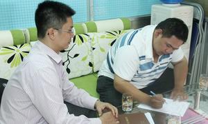 Minh Béo nhờ luật sự giải quyết vụ tố cáo quấy rối tình dục
