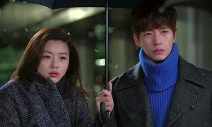 Nam thứ liên tục thất tình trong phim Hàn