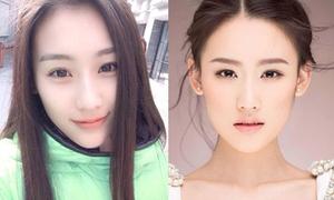 Tân hoa khôi Điện ảnh Bắc Kinh đẹp tựa nữ thần
