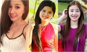 3 thiếu nữ Việt bán hàng gây 'bão' Facebook