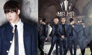 Thành viên Mr.Mr rời nhóm vì scandal tình, tiền