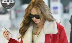 5 món đồ khó thiếu khi ra sân bay của Jessica