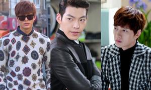 Phong cách đặc trưng của 4 mỹ nam phim Hàn