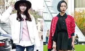 3 xu hướng lên ngôi đường phố Hàn ngày giao mùa