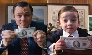 Hai nhóc tỳ giỏi bắt chước phim Oscar