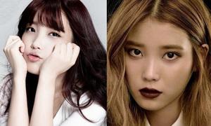 Sao Hàn lạ lẫm khi đổi kiểu make-up