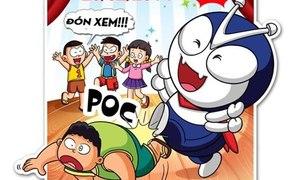 Fans bức xúc vì truyện tranh Việt 'nhái' Doraemon lộ liễu