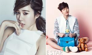 Yoo In Na đằm thắm, Park Hae Jin nhí nhảnh