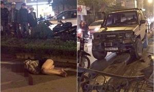 Cộng đồng phẫn nộ tài xế ô tô cán nữ sinh 2 lần