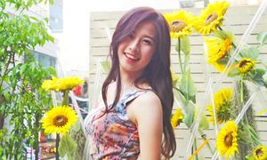 'Nữ thần' Hàn Quốc xinh lung linh, IQ cao ngất