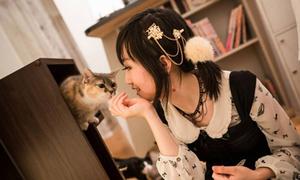 8 'thiên đường' cà phê cho người yêu mèo ở Tokyo