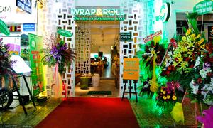 Wrap&Roll khai trương cửa hàng thứ 8