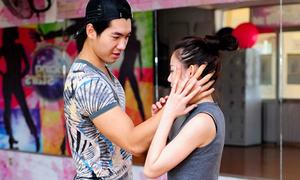 Thu Thủy vướng tình tay ba với Trương Nam Thành