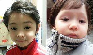 Hai anh em hot boy lai nổi tiếng xứ Hàn