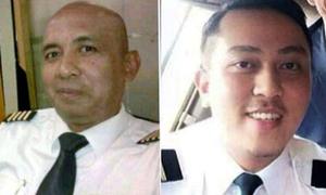 Phi công máy bay mất tích MH370 bị nghi ngờ