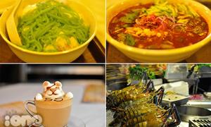 Tất tần tật tips vi vu tại thiên đường ăn uống ở Malaysia