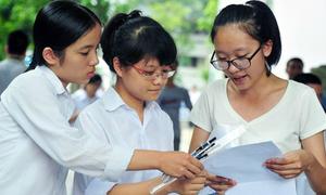 Hướng dẫn làm hồ sơ đăng ký dự thi 2014
