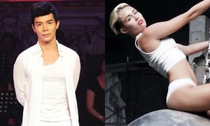 Nathan Lee hát 'Wrecking Ball' của Miley Cyrus kiểu opera