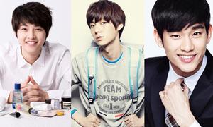 7 sao nam Hàn khó đoán tuổi